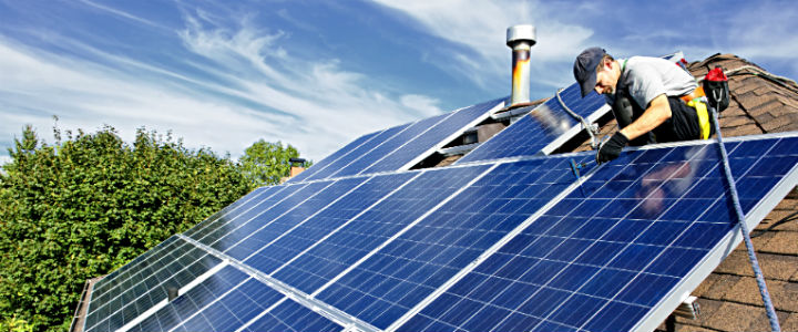 implications of free solar panels