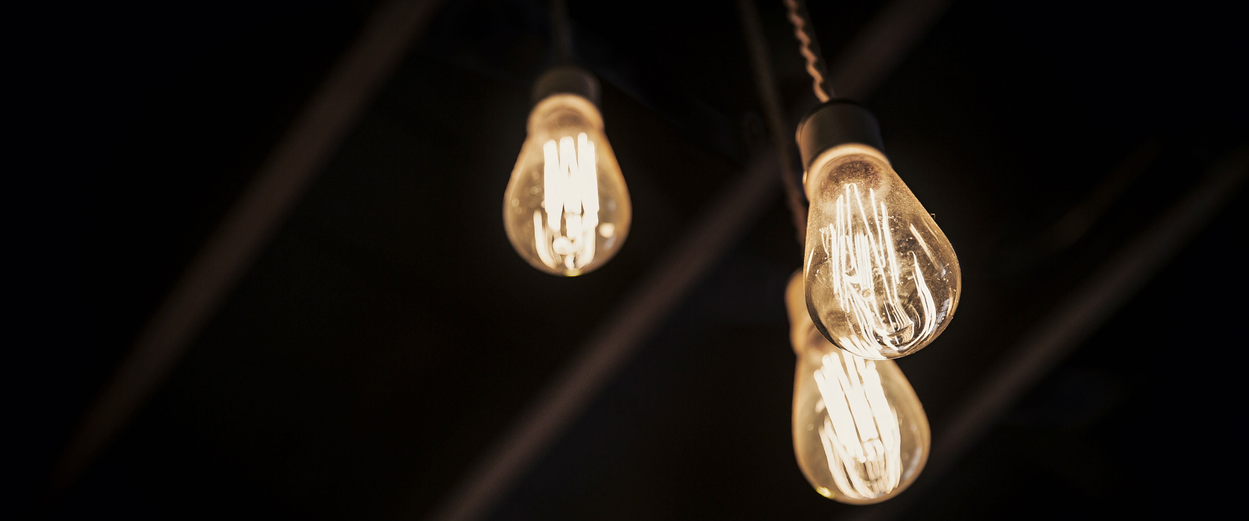 Politics behind going green -Lamps