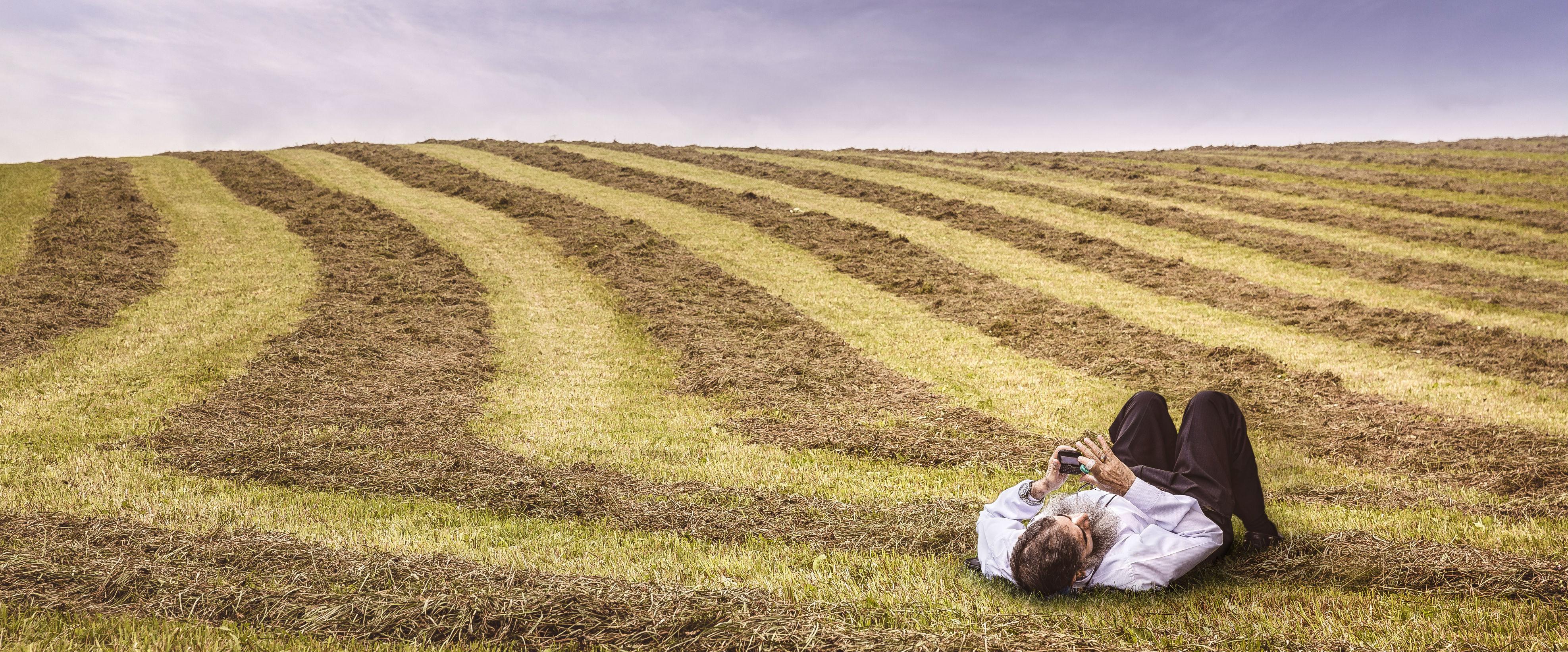 Politics behind going green- field