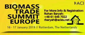 Biomass Trade Summit