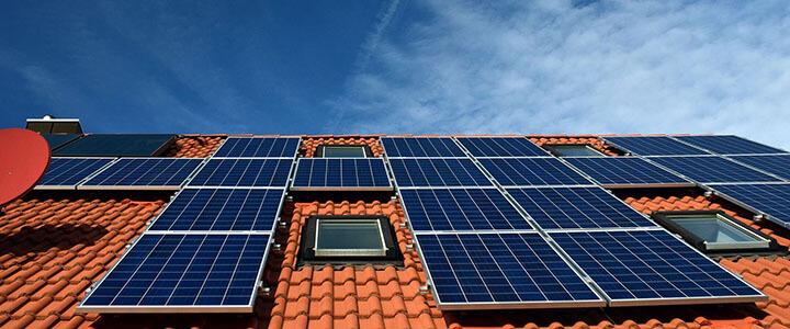 Solar Power House