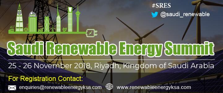 Saudi Renewable Energy Summit