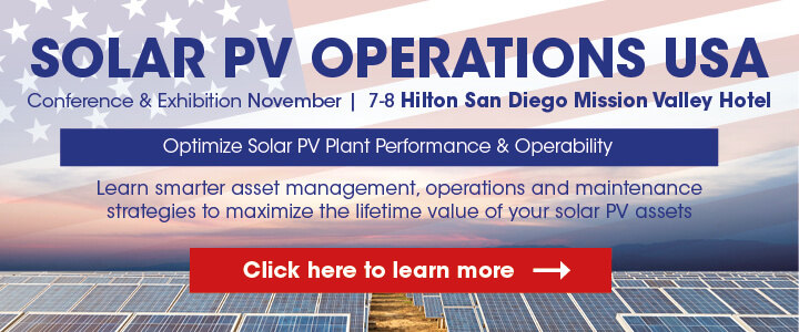 Solar PV Operations USA