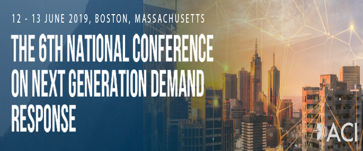 National Conference on Next Generation Demand Response