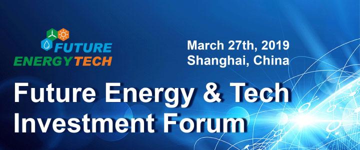 Future Energy & Tech Investment Forum