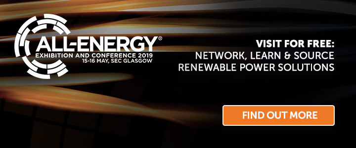 All-Energy Exhibition and Conference 2019