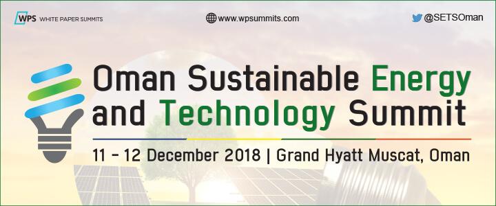 Oman Sustainable Energy Technology Summit