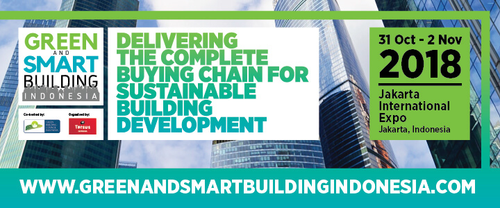 Green and Smart Building Indonesia 2018