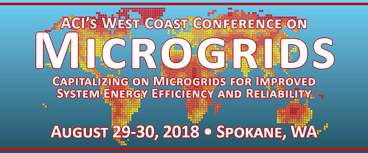 Microgrid West Conference 2018