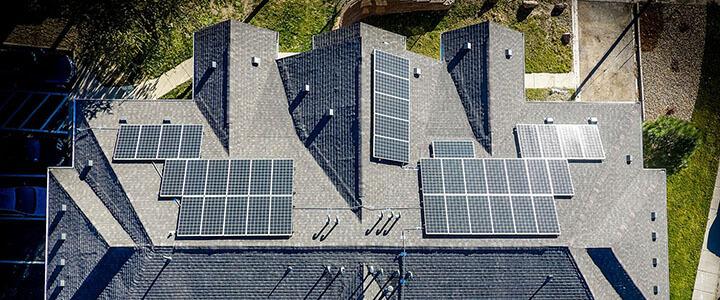 Solar Panel Household