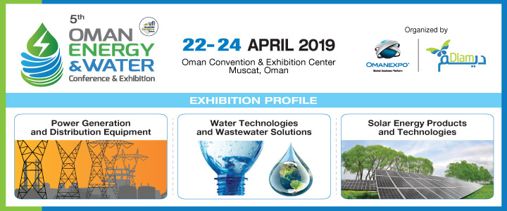 Oman Energy and Water Conference and Exhibition