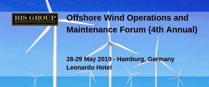4th Annual Offshore Wind Operations & Maintenance Forum