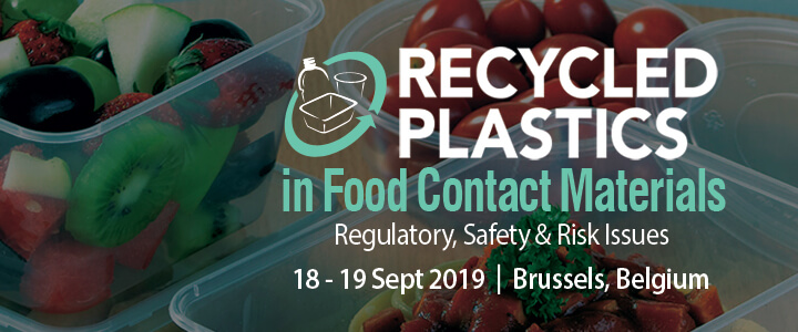 Recycled Plastics In Food Contact Materials