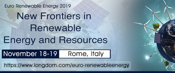 New Frontiers in Renewable Energy and Resources