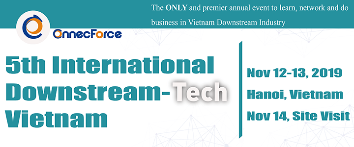 5th International Downstream Tech – Vietnam
