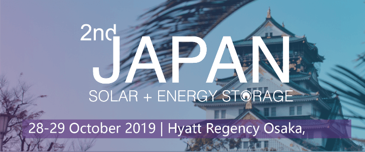 2nd Annual Japan Solar + Energy Storage 2019