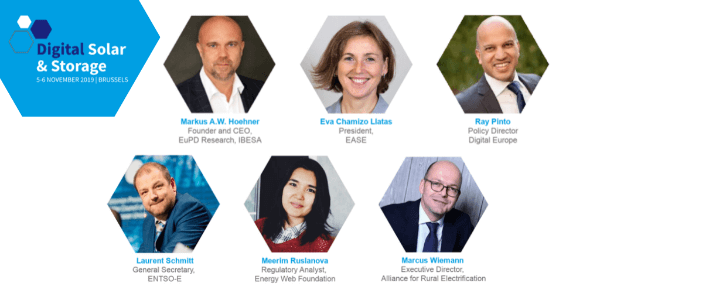 Digital Solar & Storage 2019 Speakers