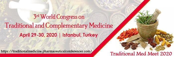 3rd World Congress on Traditional and Complementary Medicine