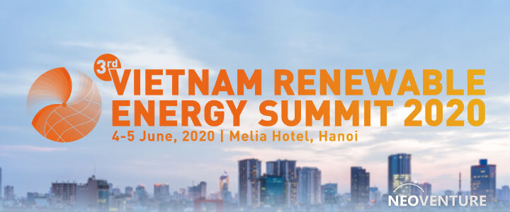 3rd Vietnam Renewable Energy Summit 2020