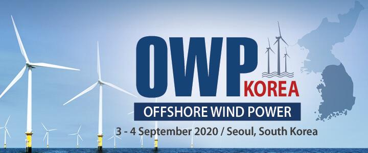 Offshore Wind Power Korea