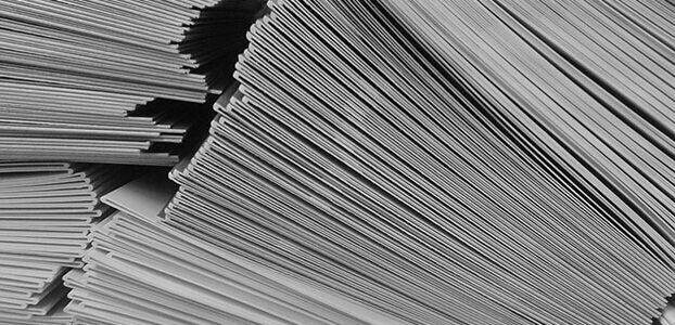 Paper Document Waste