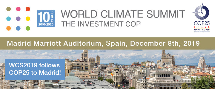 World Climate Summit – The Investment COP