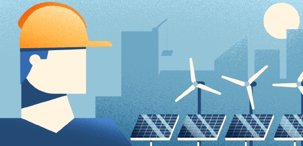 Construction Jobs and Climate Change