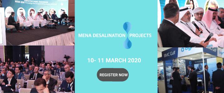 Mena Desalination Projects