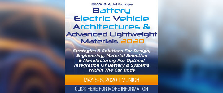 The BEVA-ALM Europe - Battery Electric Vehicle Architectures & Lightweight Materials Congress