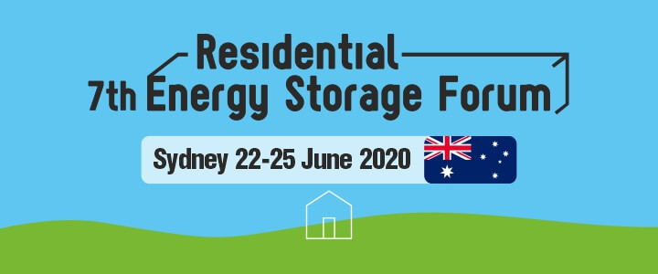 7th Residential Energy Storage Forum