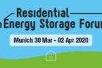 6th Residential Energy Storage Forum