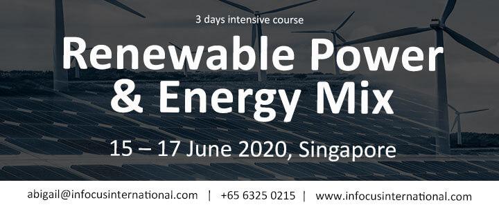 Renewable Power & Energy Mix