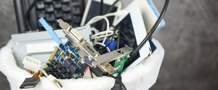 Electronic Waste & Emissions