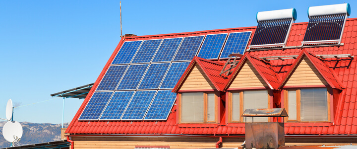 Solar Panels and Solar Thermal Panels
