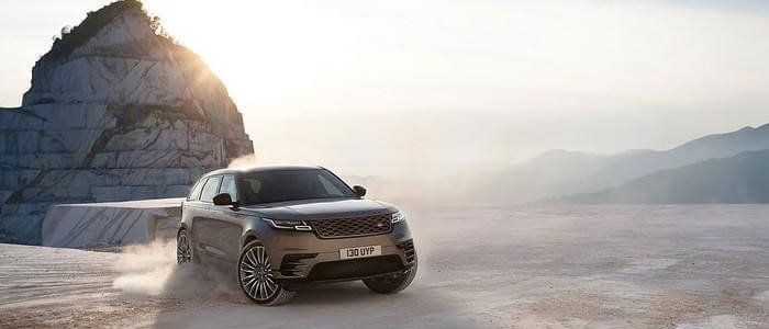 Range Rover Off Road Vehicle